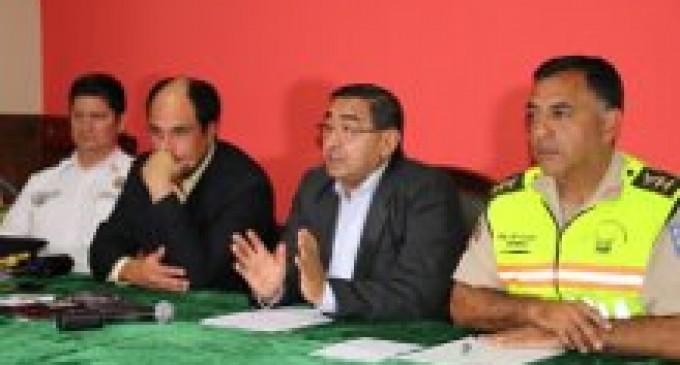 Ministerio del Interior y  Policía Nacional realiza el proceso de selección de nuevos aspirantes policiales