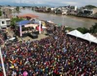 Cerca de 70 mil personas disfrutaron del Carnaval en El Salto