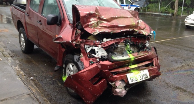 Accidente de tránsito deja 6 muertos y 5 heridos