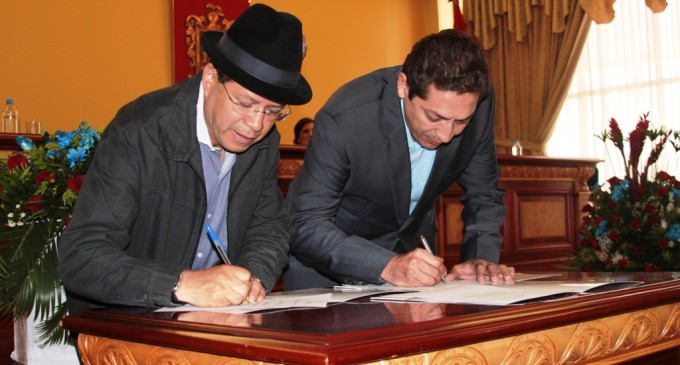Los Ríos y Cotopaxi, suscribirán acta de límites