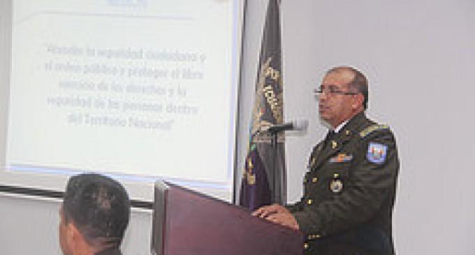 Policía de Los Ríos, prepara su rendición de cuenta del año 2014