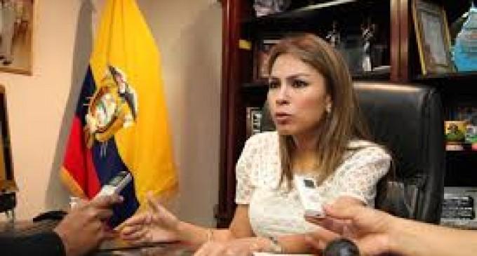 Kharla Chávez nueva Gobernadora de Los Ríos