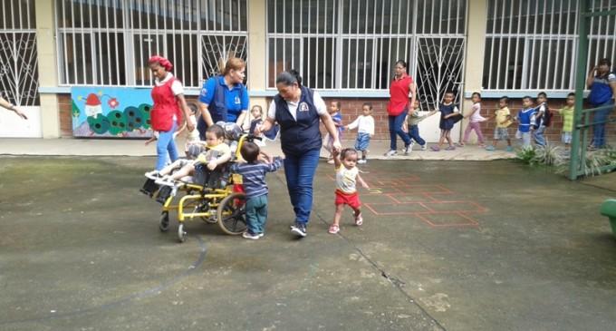 Centros infantiles seguros y preparados para enfrentar emergencias