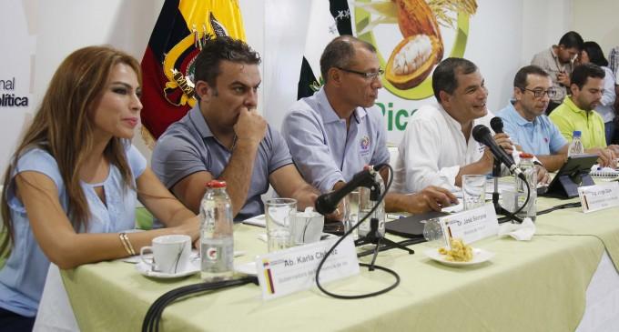 Proyectos de vialidad, control de inundaciones y hospital del IESS de Quevedo serán las prioridades