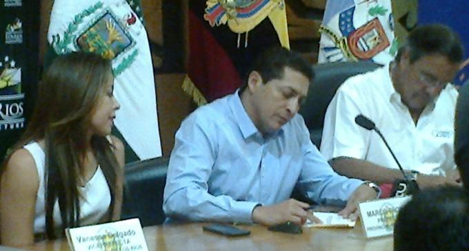 Prefectos de Los Ríos y Guayas firmaron acuerdo institucional
