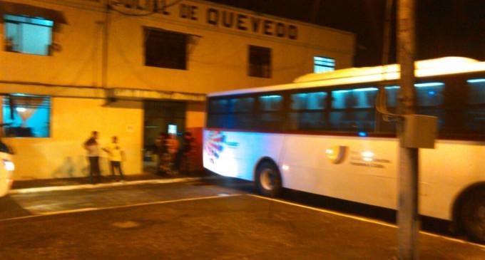 95 PPL de Quevedo fueron  trasladados a cárcel regional de Guayaqui