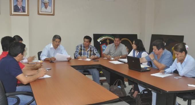 Buena Fe: Prefectura construirá obras viales y de saneamiento ambiental
