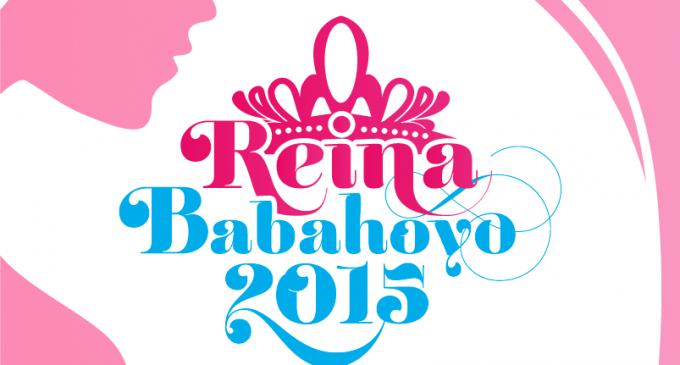 INSCRIPCIONES ABIERTAS PARA REINADO DE BABAHOYO 2015