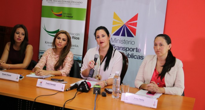 "Paola Carvajal ""ciertas obras que les compete a los alcaldes"""
