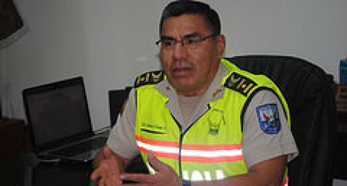 Los Ríos tiene nuevo comandante de policía
