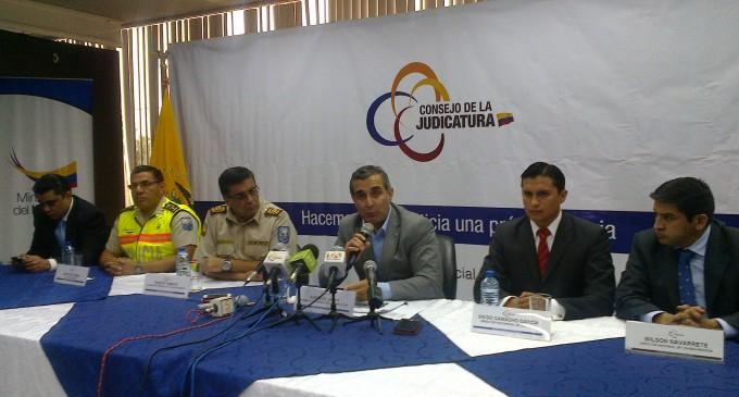 CONSEJO DE LA JUDICATURA INICIA ACCIONES PENALES CONTRA IMPLICADOS EN DELITO DE FRAUDE PROCESAL