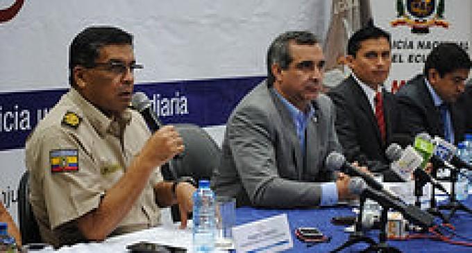 Policía reforzará los controles de seguridad durante las audiencias judiciales en Los Ríos