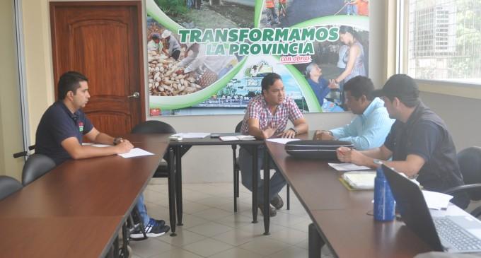 Prefectura incrementará proyectos productivos en Mocache