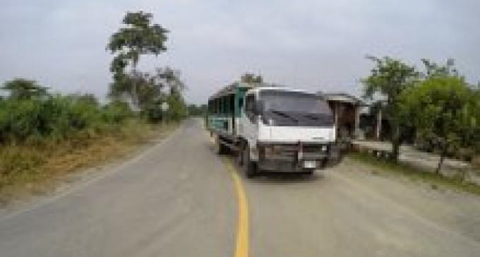 Montalvo: vía La Industria –San Joaquín –La Alcancía está expedita al tránsito