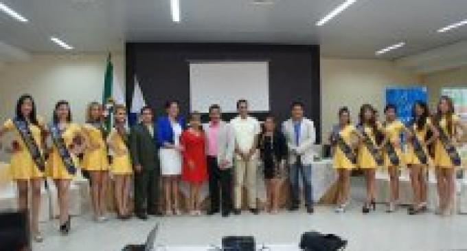 Candidatas  al reinado de la parroquia San Camilo