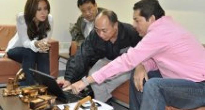Los Ríos busca apoyo de República Popular de China para su desarrollo