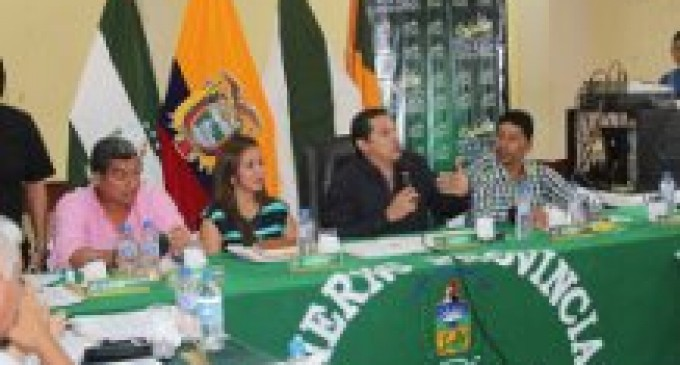 Consejo Provincial de Los Ríos aprobó reforma a Ordenanza tributaria