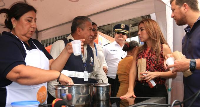 Se inauguró 4ta. Feria de Seguridad Ciudadana en Ventanas