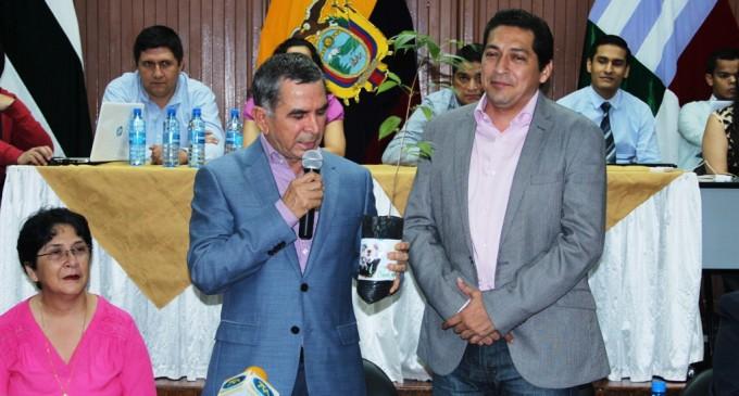 Los Ríos y Manabí definen acuerdos para el desarrollo biprovincial