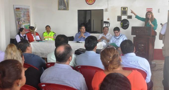 Prefectura de Los Ríos participa en diálogo ciudadano
