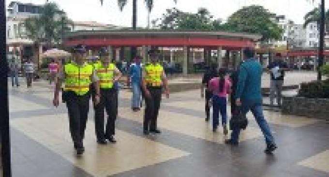 689 policías vigilaran plantones y marchas, en Los Ríos