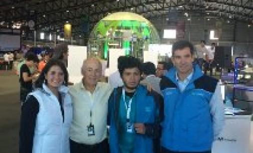 PRIMER CAMPUSERO DEL CAMPUS PARTY ECUADOR 2015