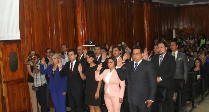 Nuevos jueces y notarios para Los Ríos