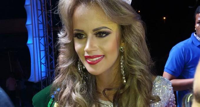 Sharon Fabre Cruz es la nueva Reina de los Ríos