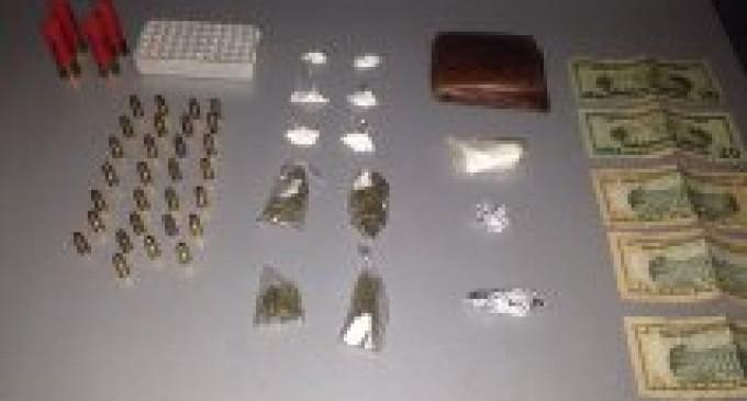 Desarticulan banda que se dedicaba a la venta de droga en Montalvo