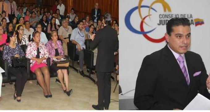Miguel Costaín  inicia su administración en Judicatura de Los Ríos