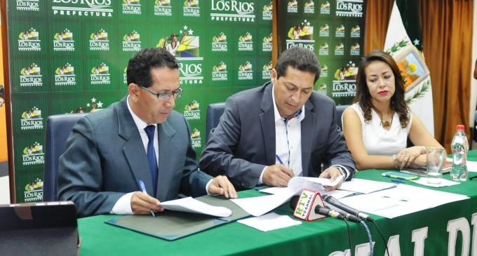 Los Ríos y Santo Domingo pedirán al MTOP concesión de vía estatal E25