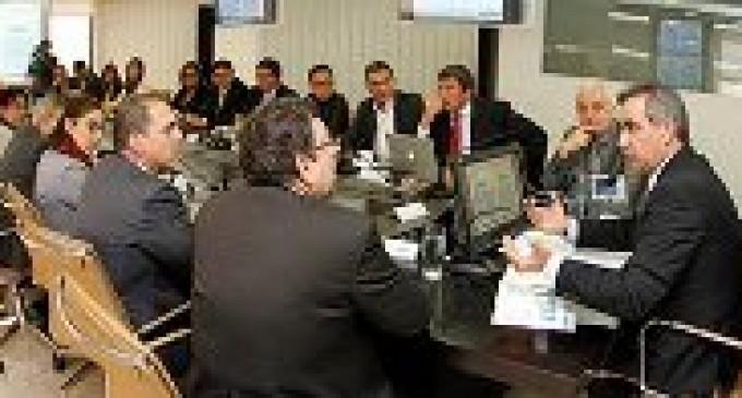 MESA DE JUSTICIA EVALUÓ Y PRESENTÓ LOGROS ALCANZADOS EN EL 201
