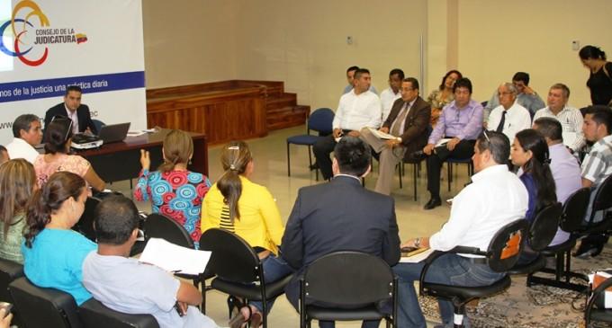 Diálogo entre abogados y Judicatura de Los Ríos