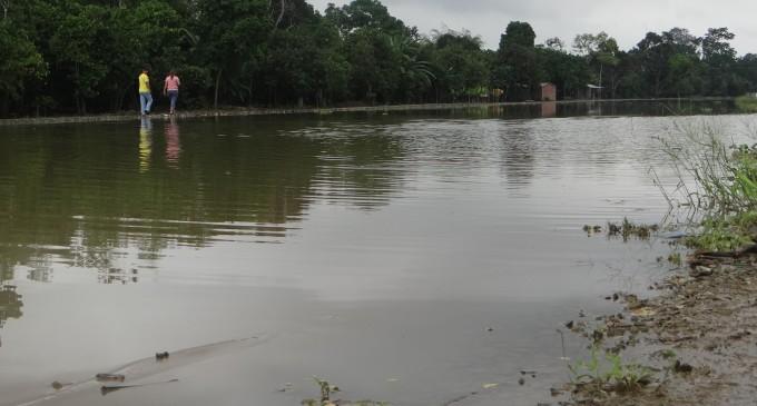 Varias hectáreas afectadas en Vinces