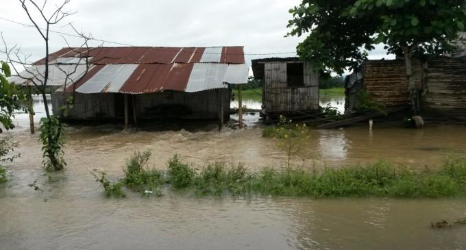 Lluvias registradas en la provincia de Los Ríos generaron evacuación de personas afectadas