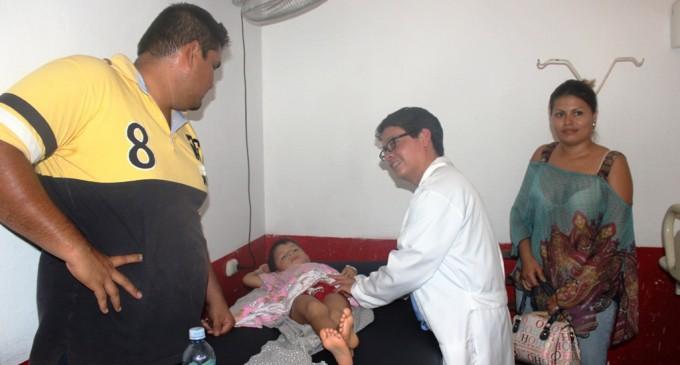 Realizan cirugías gratuitas a personas más necesitadas en Los Ríos