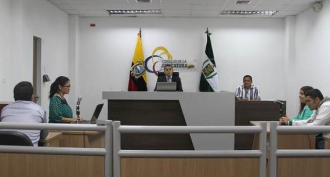 Judicatura de Los Ríos activa turnos  durante el feriado