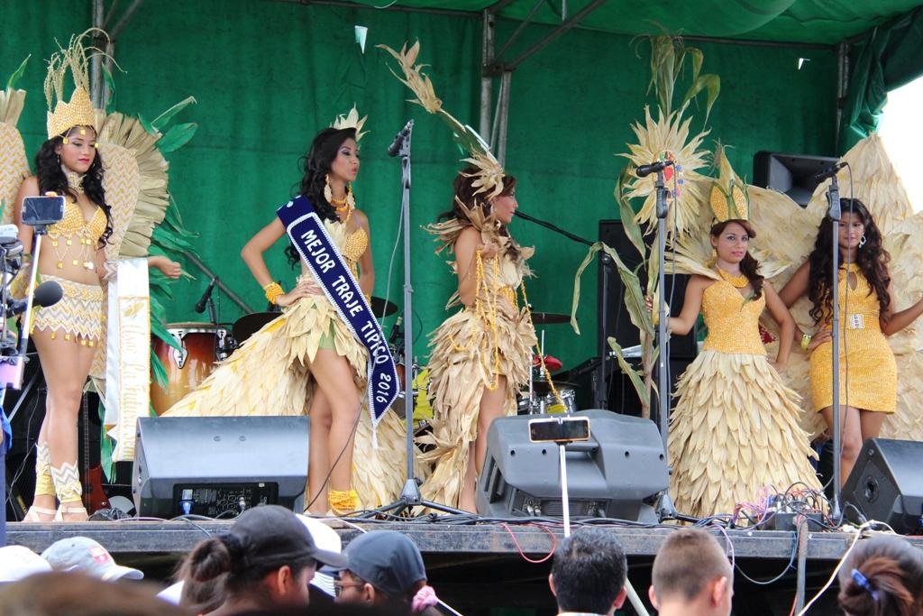 Feria del Maíz marca el inicio de la cosecha del grano en Los Ríos