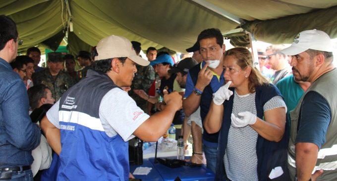 Los Ríos entrega ayuda y se solidariza con hermanos manabitas
