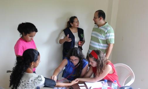 Los Ríos: más de 5.000 beneficiados con brigadas médicas de Prefectura