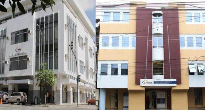 Unidad Judicial de Familia con  sede en Babahoyo  traslada servicios a  Dirección Provincial de la Judicatura de Los Rios