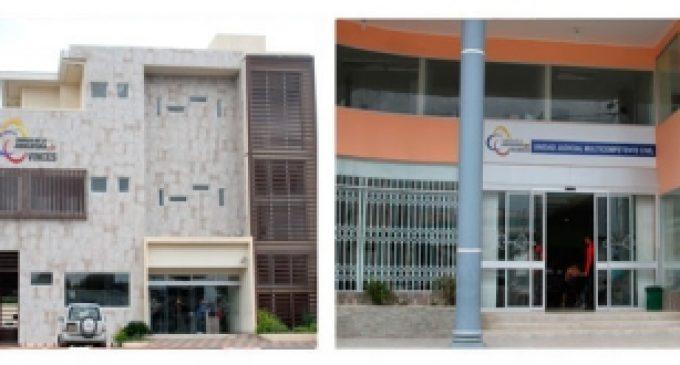 Se restablece el servicio judicial en La Maná y en Vinces
