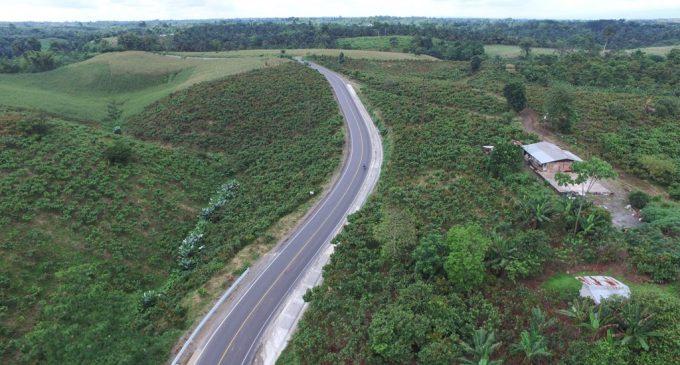 En 6 años la provincia de Los Ríos ha logrado un gran desarrollo vial