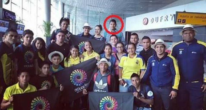 Judoca babahoyense viajó a Argentina