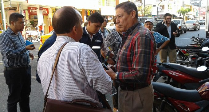 Alcalde Jorge Domínguez: `Salió a la luz la verdad´