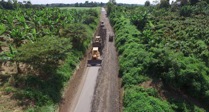 Este verano la Prefectura intensifica la obra vial en Los Ríos