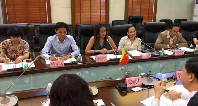 Provincia de Los Ríos quiere concretar negocios con República Popular de China
