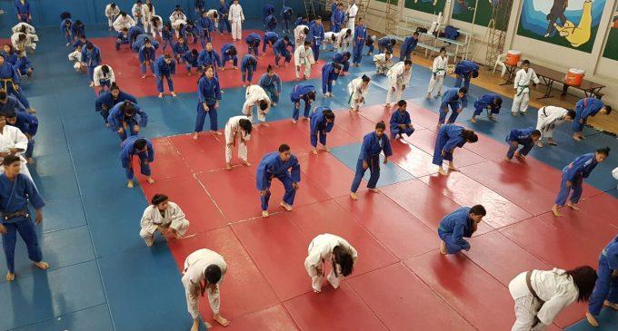 Judocas riosenses, afinaron su técnica en Guayaquil