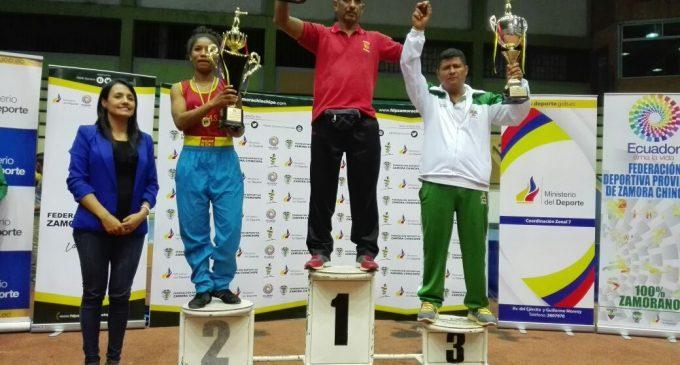 Los Ríos, logra tercer lugar en campeonato nacional de box