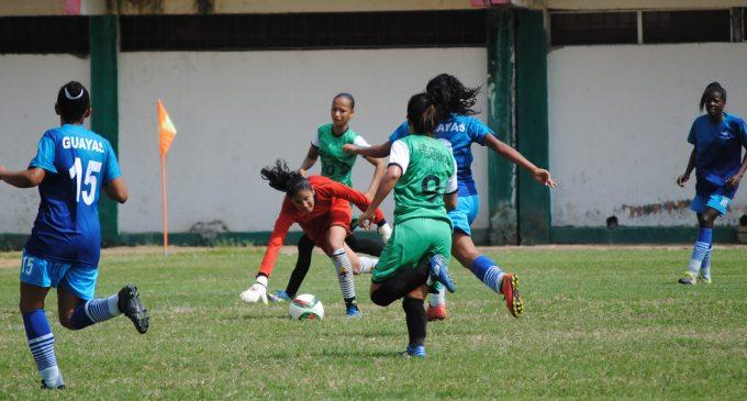 Mal debut de Los Ríos, en campeonato juvenil de fútbol femenino
